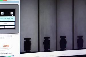 Automated visual inspection for zero-defect series